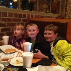 Photo taken at Fuego Cantina & Grill by Staci P. on 3/14/2013