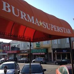 Photo taken at Burma Superstar by David M. on 5/3/2013