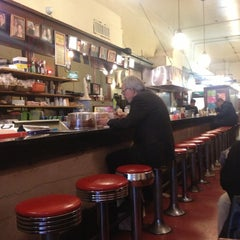 Photo taken at Eisenberg's Sandwich Shop by David M. on 4/25/2013