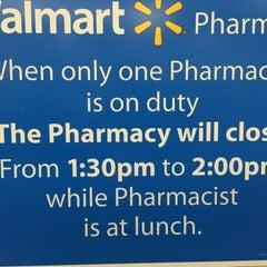 Photo taken at Walmart Supercenter by Ken N. on 9/14/2014