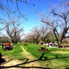 Photo taken at The Farm at South Mountain by Chad L. on 3/24/2013