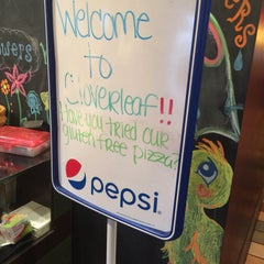 Photo taken at Cloverleaf Bar & Restaurant by Samantha D. on 5/17/2015