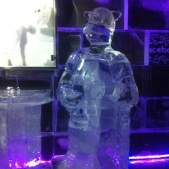 Photo taken at Icebarcelona by Kubra Ipek B. on 2/2/2013