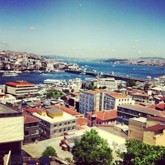 Photo taken at Ağa Kapısı by Anna D. on 6/20/2013