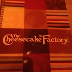Photo taken at The Cheesecake Factory by Matt K. on 12/28/2012