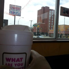 Photo taken at Dunkin Donuts by Chiel S. on 5/6/2013