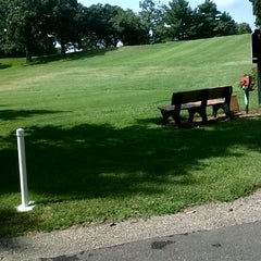 Photo taken at Glenway Golf Course by Tee C. on 8/19/2014