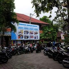 Photo taken at Sekolah Harapan by Putri D. on 7/13/2014