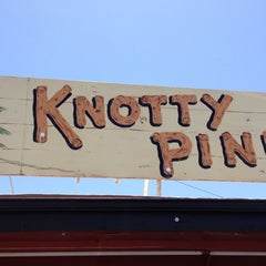 Photo taken at Knotty Pine Cafe by Marybeth G. on 4/28/2013