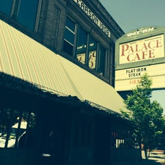 Photo taken at Palace Cafe by Melissa R. on 5/26/2014