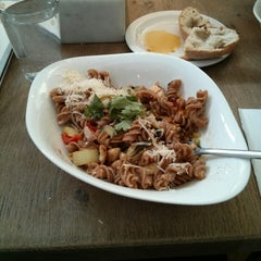 Photo taken at Vapiano by Toby V. on 2/27/2013