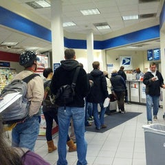 Photo taken at US Post Office by Jeff M. on 12/15/2012