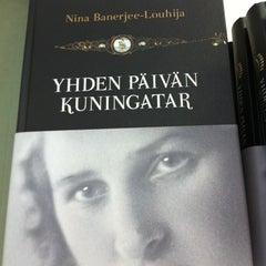 Photo taken at Siltala publishing by Sari L. on 4/12/2012