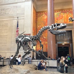 Photo taken at American Museum of Natural History by Kazuya M. on 9/24/2013