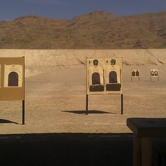 Photo taken at Clark County Shooting Park by Samantha K. on 3/30/2013