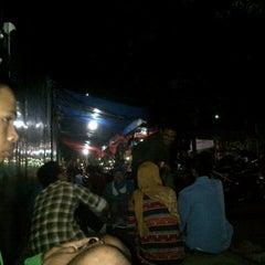 Photo taken at Angkringan Tugu by Oggie J. on 11/4/2013