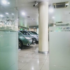 Photo taken at Motor Image Philippines [Subaru] by Jason L. on 10/23/2015