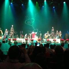 Photo taken at Bergen Performing Arts Center by Scott P. on 12/6/2012
