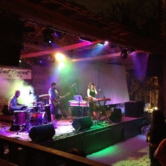 Photo taken at Last Concert Cafe by F. Carter S. on 9/27/2012