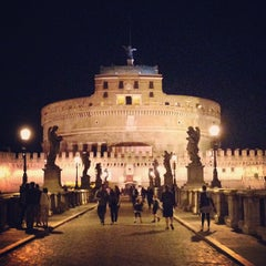 Photo taken at Castel Sant'Angelo by Sergey R. on 5/2/2013
