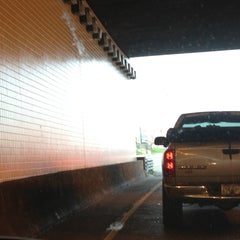 Photo taken at Hicks-Ellis Tunnel by Tim Hobart M. on 4/16/2013