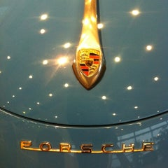 Photo taken at Porsche Museum by Sev A. on 11/7/2012
