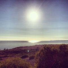 Photo taken at Malibu Public Beach by Imad E. on 11/2/2013