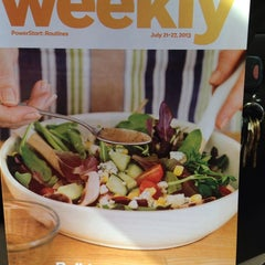 Photo taken at Weight Watchers by Michael C. on 7/24/2013