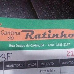 Photo taken at Cantina do Ratinho by Henrique D. on 12/3/2013