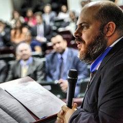 Photo taken at Tribunal Regional Eleitoral do Amazonas by Daniel N. on 6/7/2013