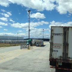 Photo taken at Walmart DC 7014 by Rick B. on 5/3/2014