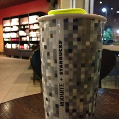 Photo taken at Starbucks by Andy M. on 1/8/2013
