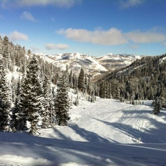 Photo taken at Solitude Mountain Resort by Sharon C. on 2/11/2013