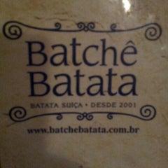 Photo taken at Batchê Batata by Carol F. on 12/21/2012