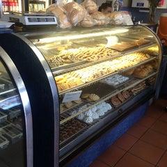 Photo taken at Miramar Bakery by Roberta Q. on 5/19/2013