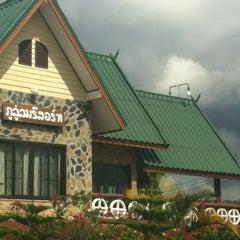 Photo taken at ภูลู่ลมรีสอร์ท (Bhuloolom Resort) by Daow Ja D. on 11/9/2012