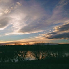 Photo taken at Aurora Reservoir by R L. on 3/21/2014