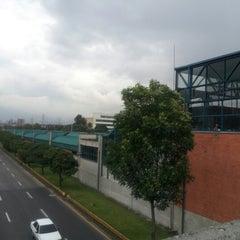Photo taken at METRO - Estacion Poblado by Victor @. on 10/16/2012