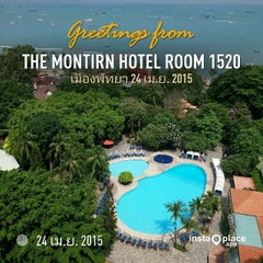 Photo taken at The Montien Hotel Pattaya (โรงแรมมณเฑียร พัทยา) by Naratip N. on 4/24/2015