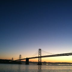 Photo taken at The Embarcadero by Carissa B. on 10/1/2012