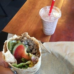 Photo taken at Boloco by Jeff H. on 6/2/2015