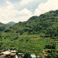 Photo taken at Banaue Rice Terraces Viewpoint by Wynona L. on 5/24/2015