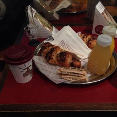 Photo taken at Pret A Manger by Vasily S. on 9/15/2014