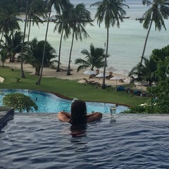 Photo taken at Phi Phi Island Village by MLTM G. on 10/2/2014