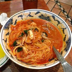 Photo taken at Hyo Dong Gak by Jinsung C. on 12/25/2012