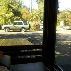 Photo taken at Ross Island Grocery & Cafe by Mike on 10/3/2012