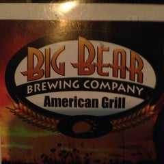 Photo taken at Big Bear Brewing Co. by Christina R. on 3/17/2013