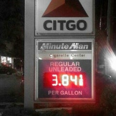 Photo taken at Citgo by Sandy F. on 10/13/2012