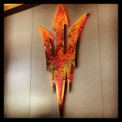 Photo taken at Sun Devil Campus Stores-Tempe Campus by Justin H. on 5/2/2013