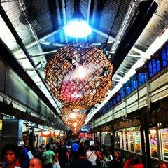 Photo taken at Chelsea Market by Leonardo C. on 7/14/2013